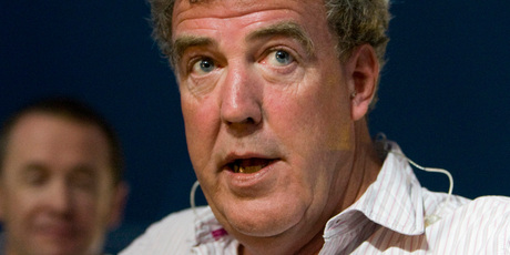 Jeremy Clarkson is in trouble for comparing a Japanese car to someone with 
