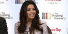 Watch: Eva Longoria in NZ talking Shopping Channel & Politics