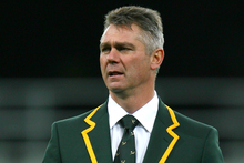 Heyneke Meyer. Photo / Getty Images