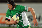 James Oliver of Manawatu runs the ball. Photo / Getty Images.