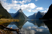 Milford Sound, New Zealand. Photo / Thinkstock