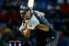 Ross Taylor admits he and coach Mike Hesson are building their working relationship but insists he is still enjoying leading the Black Caps. Photo / Getty Images.