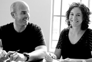 Carl Koppenhagen and Natalia Schamroth. Photo / Supplied