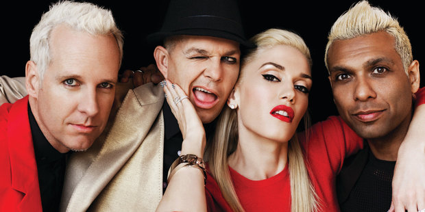 No Doubt tend to come up with more interesting pop rock thanks to their ska and new wave influences. Photo / Supplied