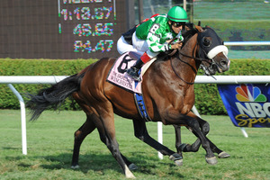Winchester began his racing career in Ireland before a successful career in the US. Photo / AP