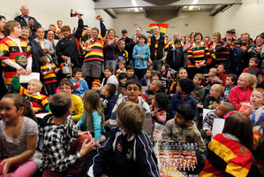 The Waikato Rugby Union is paying off the balance of its $500,000 loan ahead of schedule. Photo / Christine Cornege