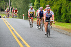 BDO is passionate about cycling and sponsored the Tour of Northland race. Photo / Chris Cain