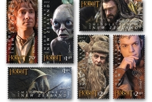The Hobbit coins and stamps, which will be available from Nov 1, can be pre-ordered at stamps.nzpost.co.nz/thehobbit.