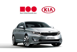 Kia Motors enters the ranks of the 'Top 100 Best Global Brands'. Photo / Supplied