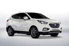 Hyundai claims its ix35 Fuel Cell will be the world's most eco-friendly vehicle, thanks to its hydrogen-powered engine. Photo / Supplied
