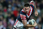 After bitter disappointment at his rejection by the Warriors, Shaun Kenny-Dowall's rise across the Tasman at the Roosters was rapid at a young age. Photo / Getty Images