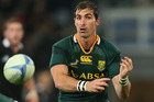 Ruan Pienaar will take on the kicking duties.  Photo / Getty Images