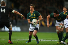 The Springboks last lost at home to the All Blacks in 2010, at the same venue in Soweto this weekend's match will be played at. Photo / Getty Images