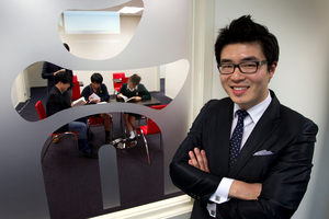 Joon Yi explains how young Koreans in New Zealand find it hard to find a decent role model, especially when a number are growing without fathers here. Photo / Brett Phibbs