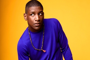 Labrinth's debut album  Electronic Earth  Out Now. Photo / Supplied