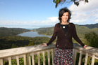 Suzy Dunser at the Arataki Visitors Centre in the Waitakere Ranges. Photo / Chris Gorman