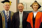 Eamon Cleary (centre) passed away in Kentucky after a battle with cancer. Photo / Otago Daily Times