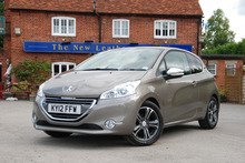 Peugeot ups space and comfort on the three-door 208.Photo / Jacqui Madelin