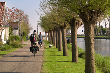The Netherlands is the most cycle-friendly place on the planet. Photo / Getty Images