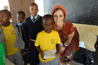 Aucklander Mary Duncan has set up a charity in Tanzania called ACE which is helping 74 children. Photo / Supplied