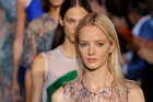 Stella McCartney's ready to wear Spring-Summer 2013 collection.Photo / AP