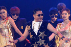 South Korean rapper Psy sings the Gangnam Style song. Photo / AP