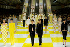Marc Jacobs for Louis Vuitton's ready to wear Spring-Summer 2013 collection. Photo / AP