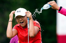Lydia Ko. Photo / AP