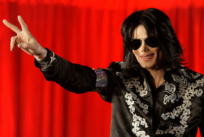 The late Michael Jackson in March 2009. Photo / AP