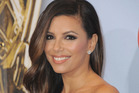 Eva Longoria has addressed the New Zealand media.Photo / AP