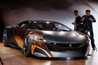 Peugeot Onyx. Photo / AP