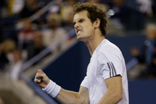 Britain's Andy Murray has made no secret of his ambition to be the world's top-ranked player.  Photo / AP 