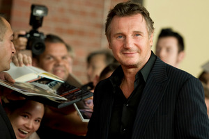 Actor Liam Neeson. Photo / Steffi Loos