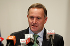 Prime Minister John Key has a raft of influential film industry players on his dance card. Photo / Mark Mitchell
