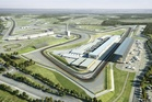 The Circuit of the Americas racetrack. Photo / Supplied