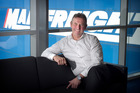 Don Braid, managing director of Mainfreight. Photo / Natalie Slade