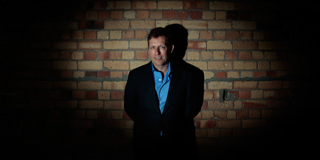 Peter Thiel, American billionaire entrepreneur. Photo / Brett Phibbs 