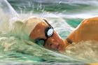 Swimmer Lauren Boyle. Photo / Brett Phibbs
