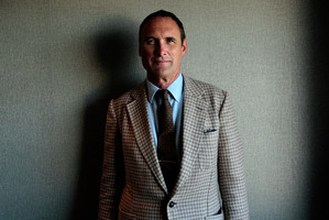 A.A. Gill is presumably supposed to be forgiven for being a bastard because he has overcome dyslexia, alcoholism and addiction.  Photo / Brett Phibbs