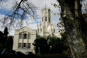 University of Auckland. Photo / Chris Skelton