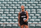 Manu Vatuvei has joined discarded vice-captain Adam Blair as the highest-profile casualties.  Photo / Greg Bowker