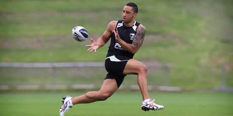 Benji Marshall. Photo / Greg Bowker