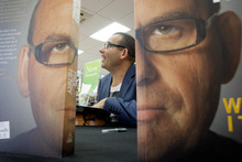 TVNZ will have no qualms about bringing Paul Henry back from his failing gig at the Australian Ten Network. Photo / APN