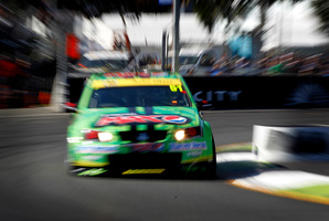 V8 Supercars in Pukekohe to change date to November. Photo / Christine Cornege