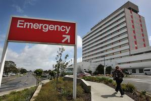 North Shore Hospital. File photo / Greg Bowker