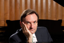 Stephen Hough is not your standard Beethoven and Brahms pianist. Photo / Supplied