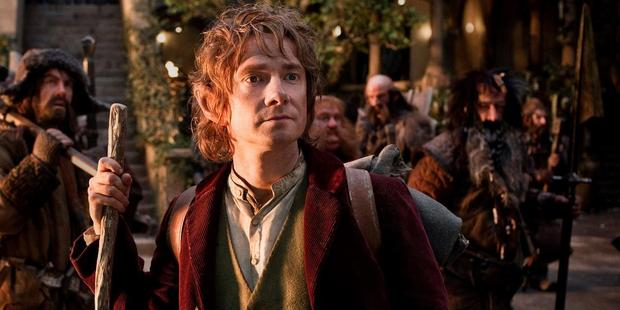Martin Freeman stars as Bilbo Baggins in The Hobbit. Photo / Supplied