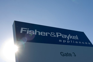 Haier needs Fisher & Paykel Appliances as part of its development as a world-class company. Photo / Richard Robinson