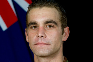Private (PTE) Michael Victor Ross, aged 29 years, from Kaitaia. Photo / NZDF