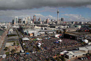 Auckland's vigour and growth are largely attributable to its being a migrant destination. Photo / Richard Robinson